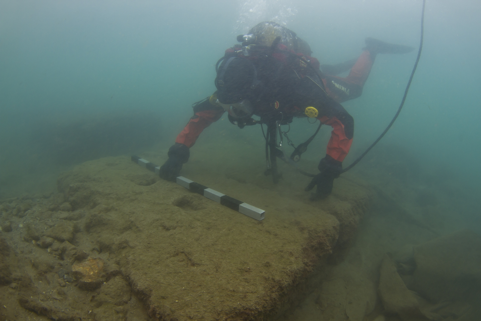 underwater archaeology Greece