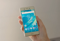 Sony Xperia X review image