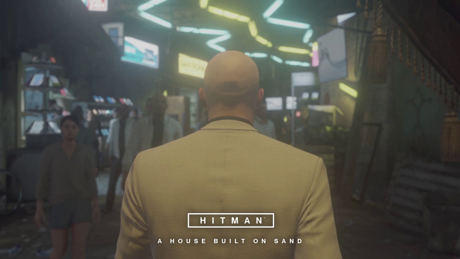 Hitman Bonus Episode July