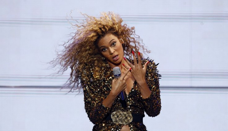 Beyonce headlining Glastonbury