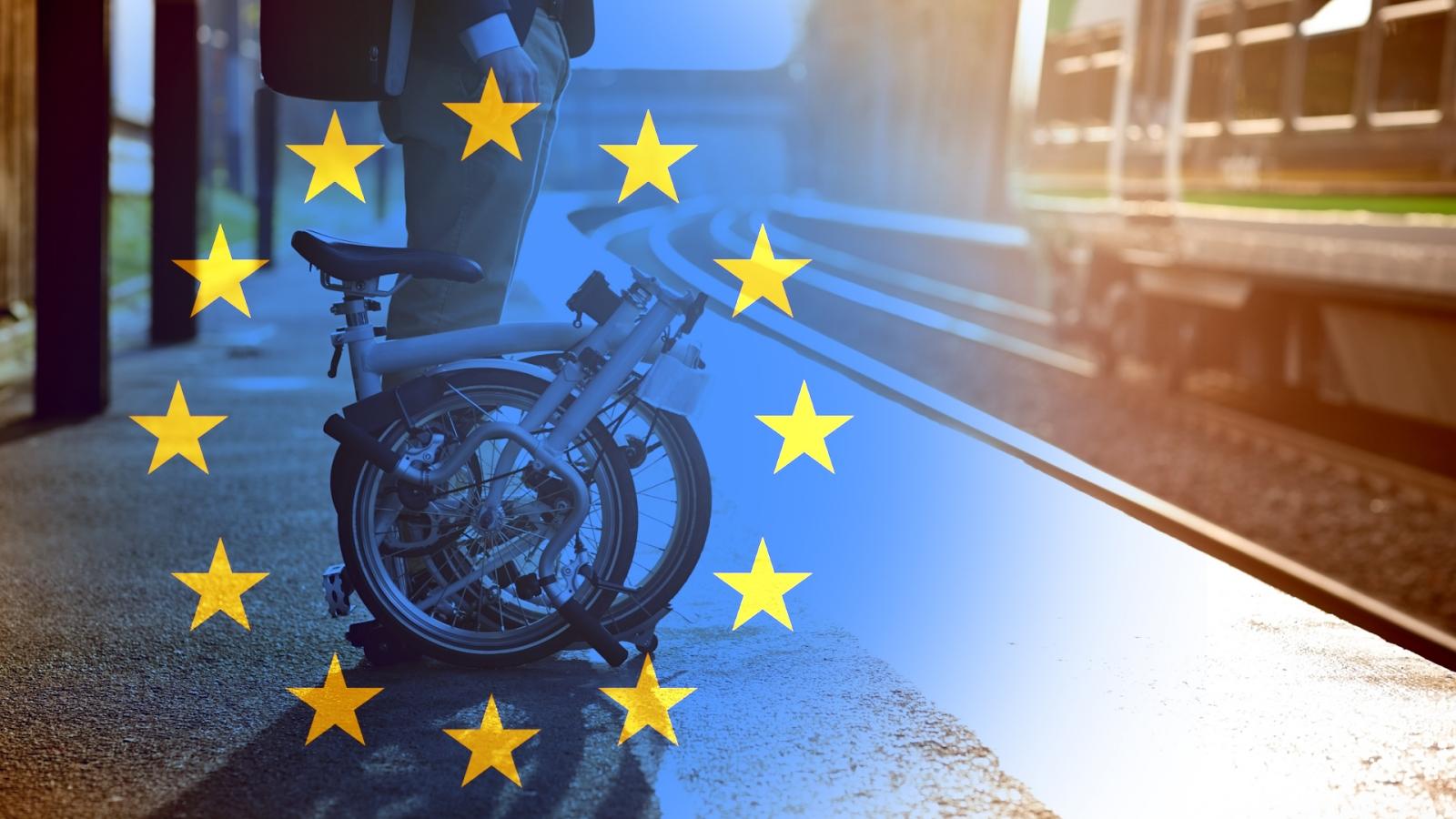 Brompton bike Brexit