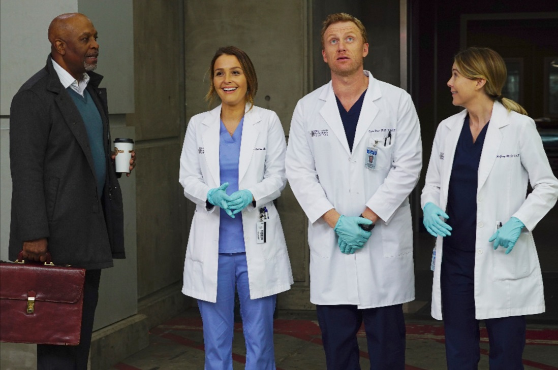 'Grey's Anatomy': Kim Raver, Camila Luddington, Kevin McKidd renew contracts
