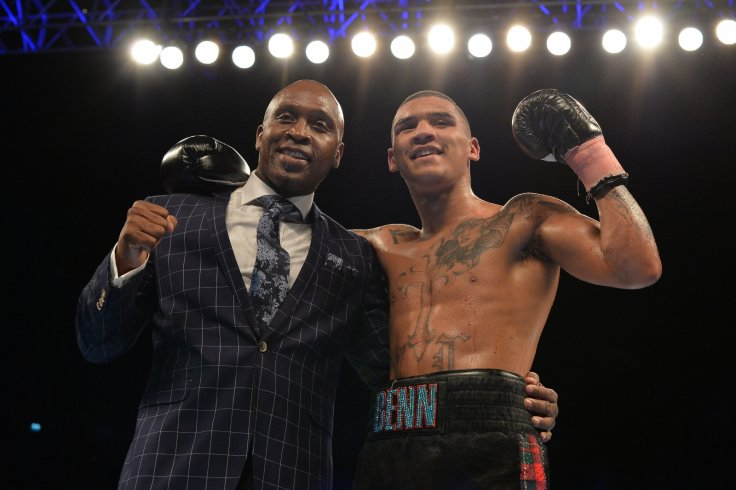 Nigel and Conor Benn