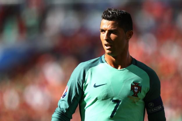 Ronaldo in Lyon