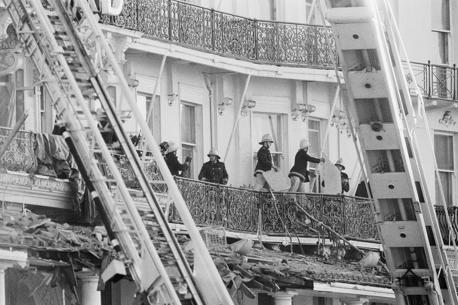 Brighton bombing 1984