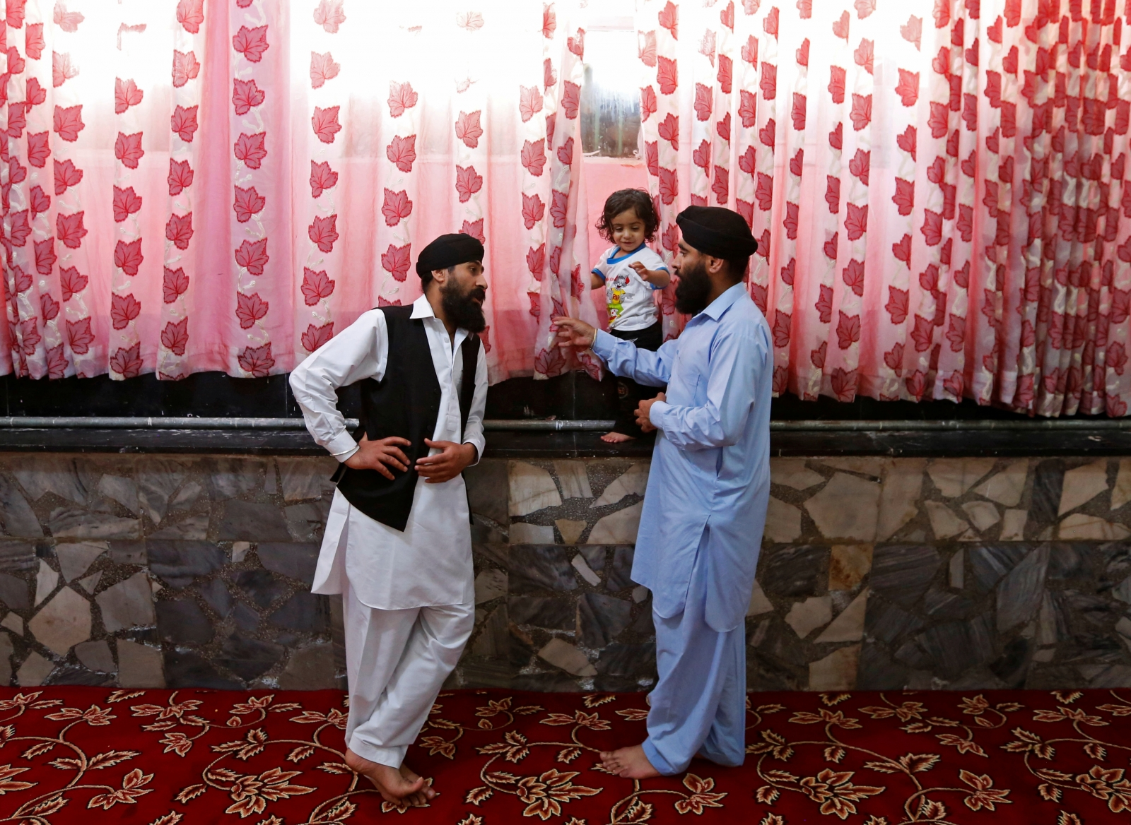 Hindus and Sikhs in Afghanistan