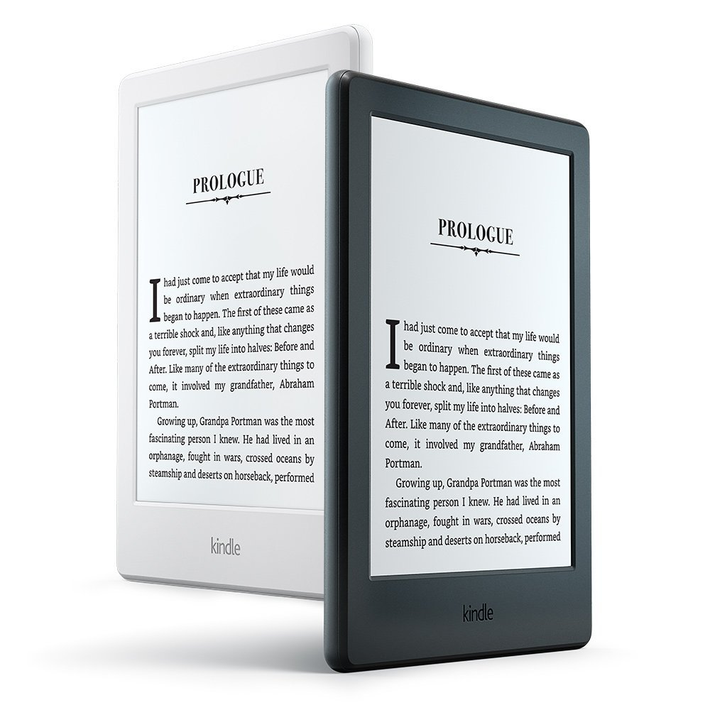 New Kindle 2016