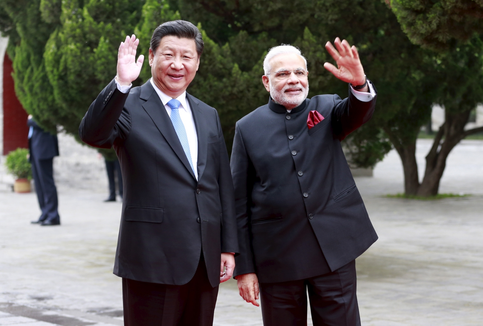 India NSG membership China