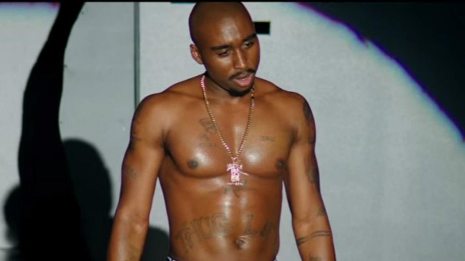 Tupac Shakur All Eyez On Me Titel