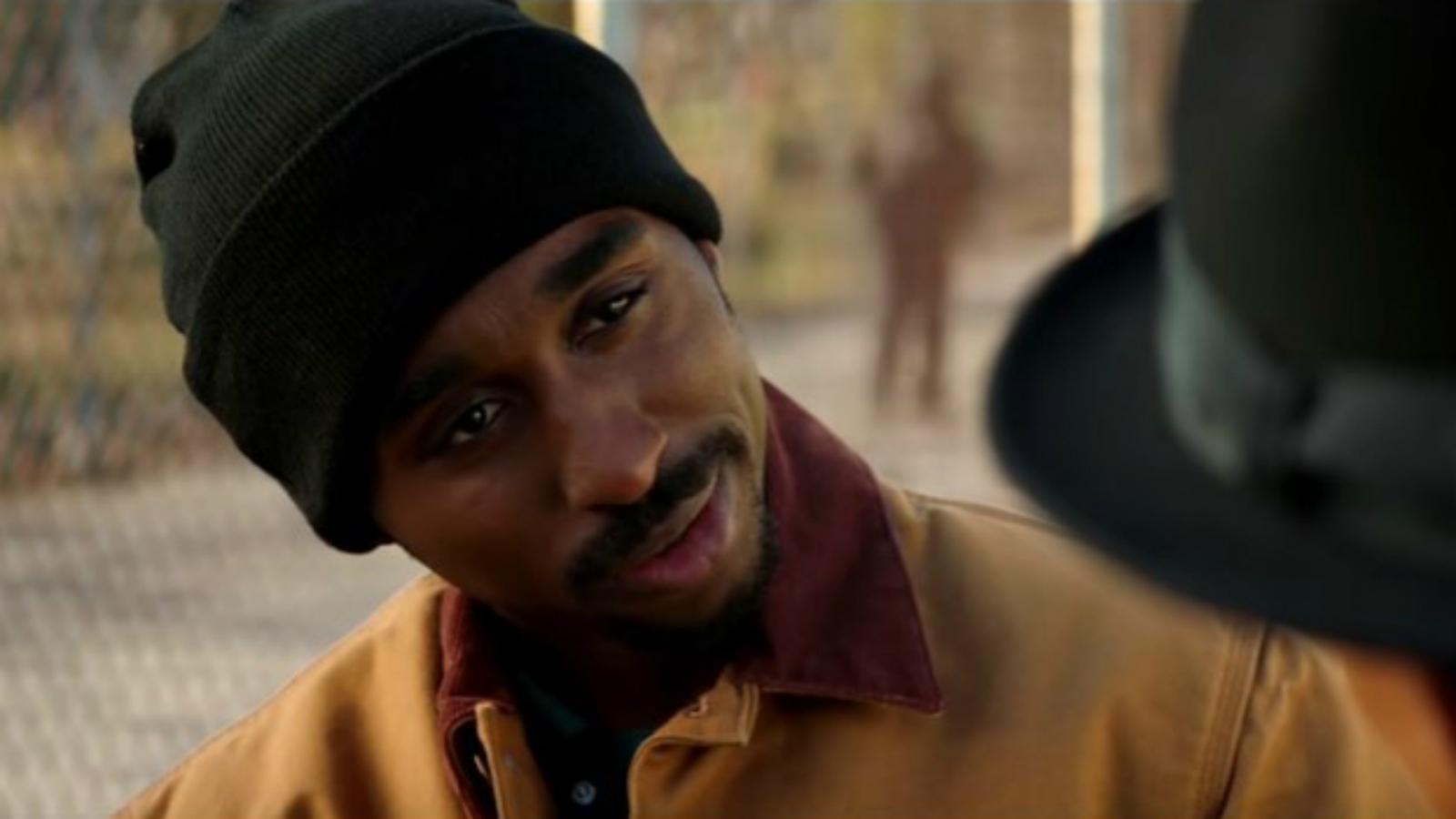 Tupac Shakur biopic