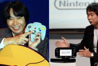 Shigeru Miyamoto N64 Wii U