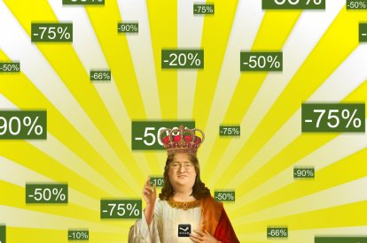 Steam Sale Gaben Gabe Newell