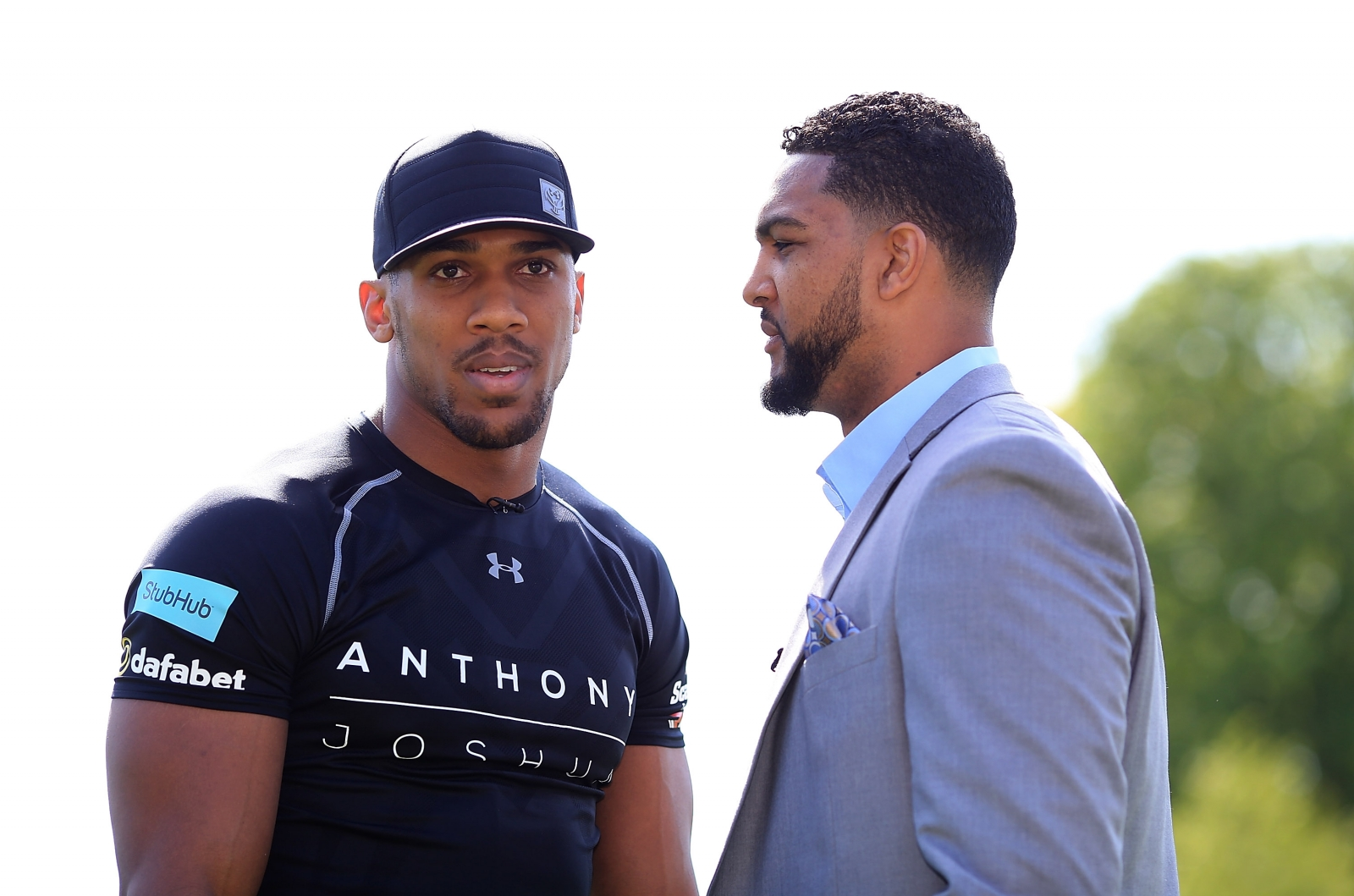 anthony joshua dominic breazeale