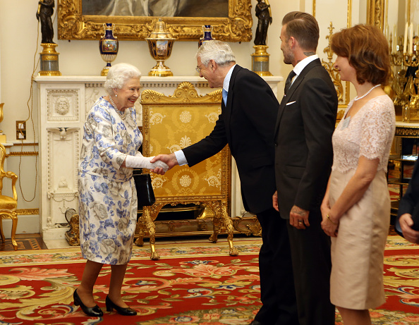 The Queen's Leaders Awards