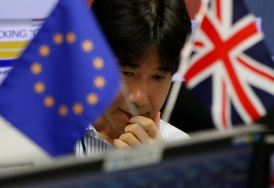 Foreign exchange trader EU referendum