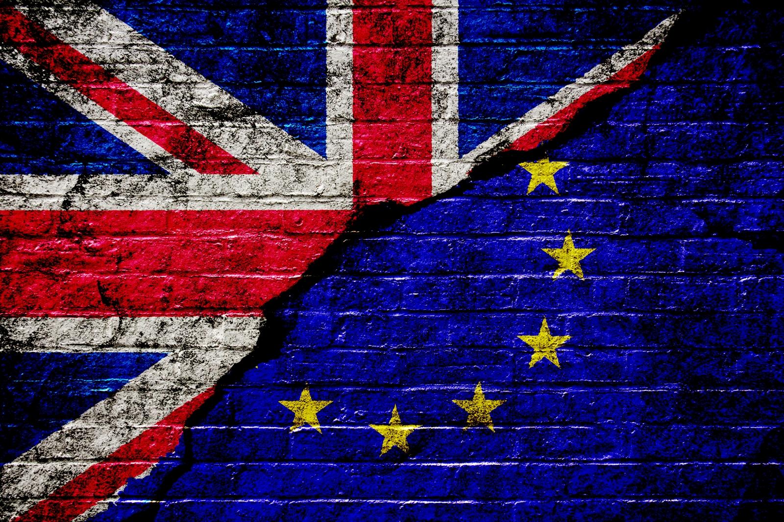 Britain European Union EU split