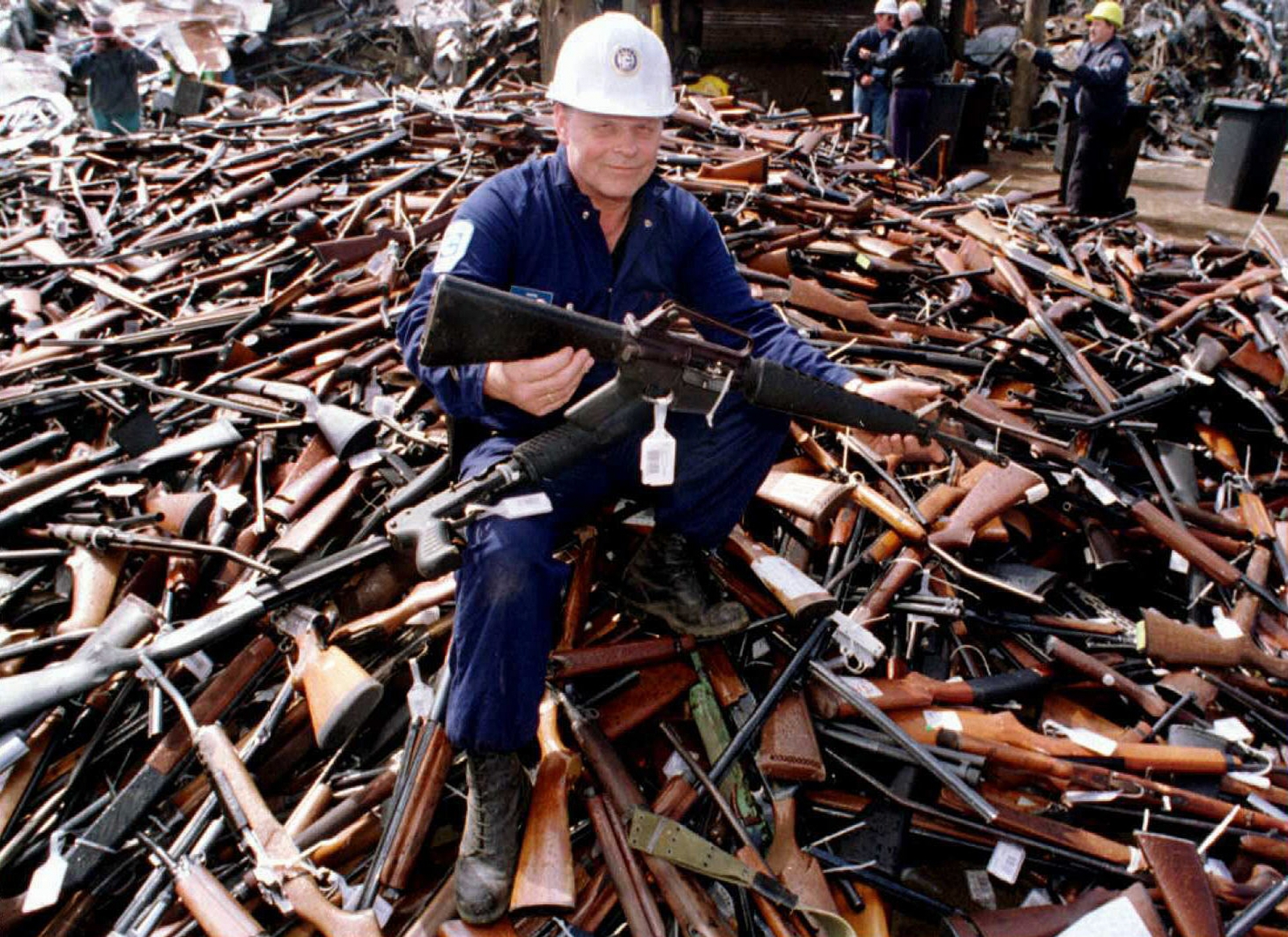 gun laws Australia