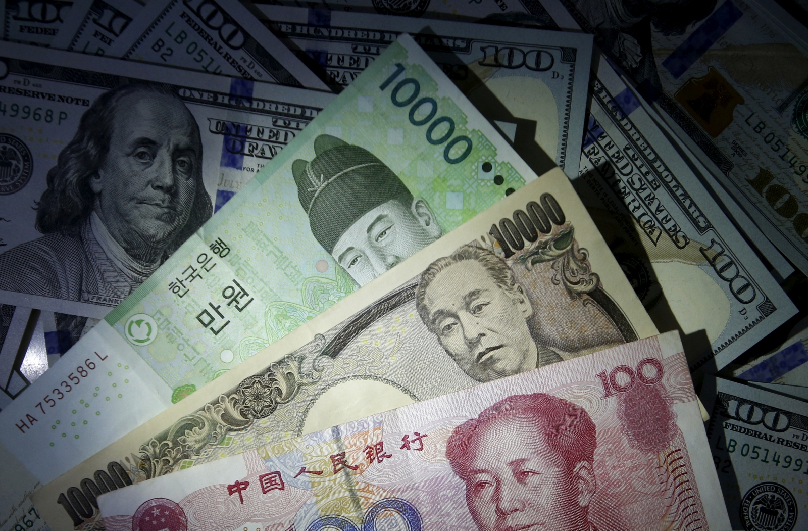 Japanese yen gains while other Asian currencies slip against the US dollar amid Brexit