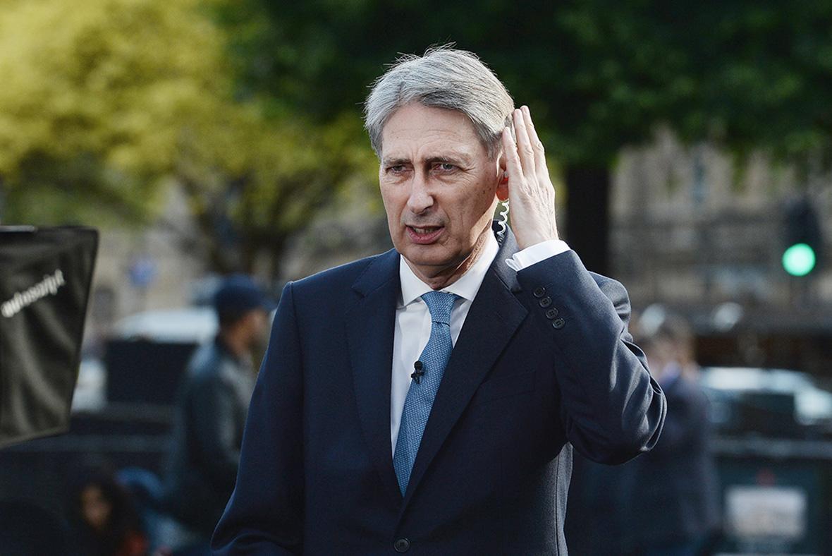 Brexit Phillip Hammond