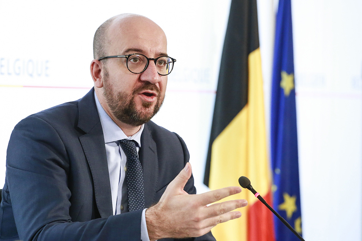 Brexit Charles Michel
