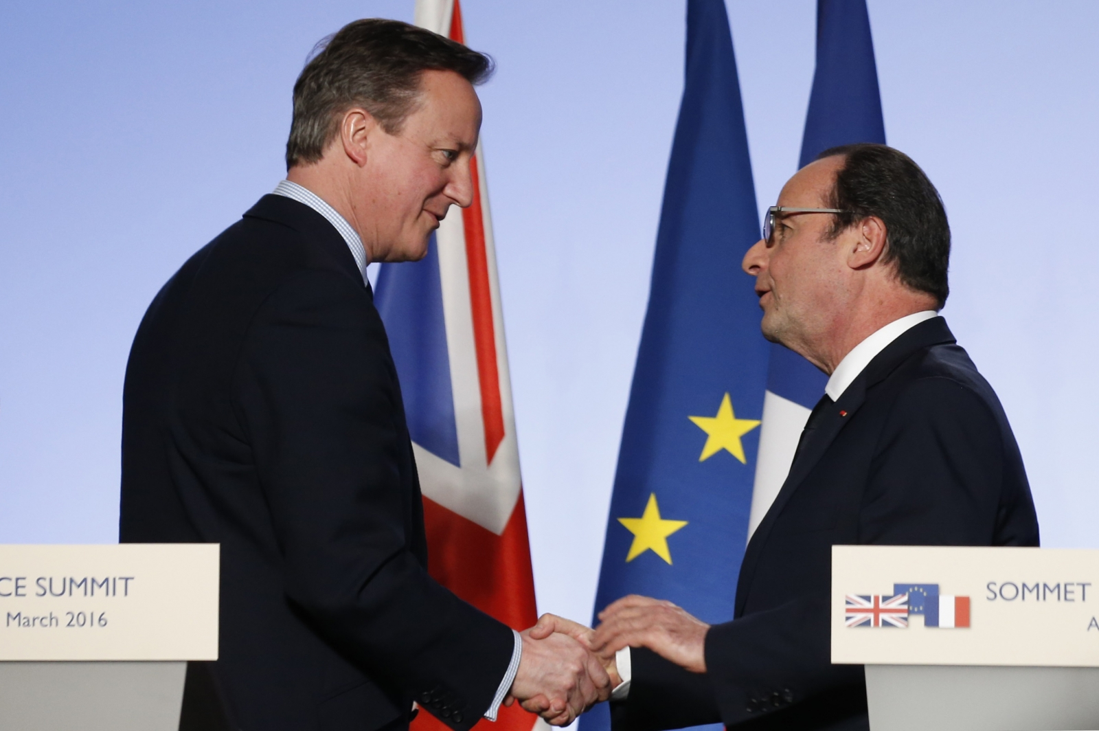 France and Britain relationship