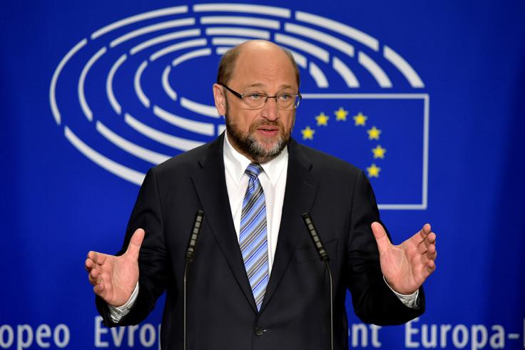 Brexit Martin Schulz