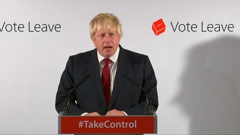 Boris Johnson Brexit Speech