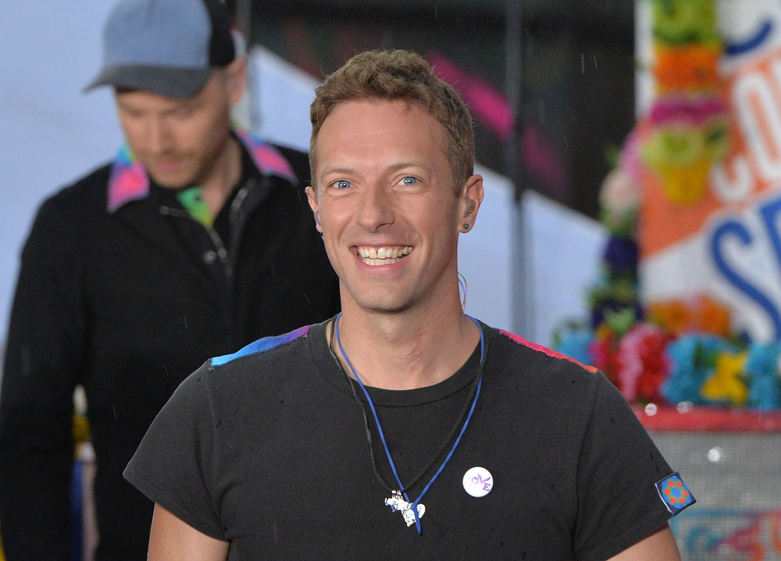 Coldplays Chris Martin