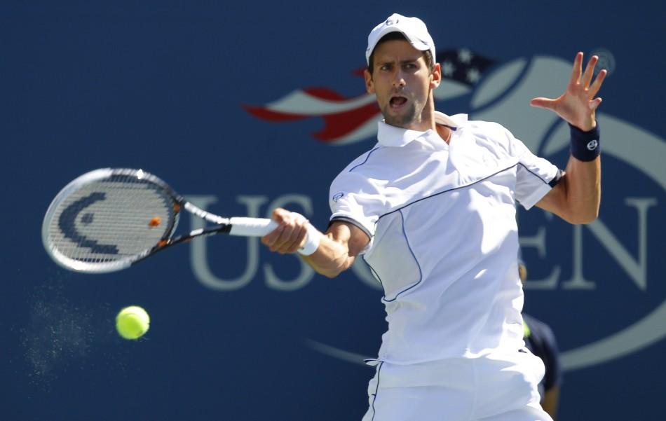 No 1 Novak Djokovic Takes Biggest Pot in Tennis History