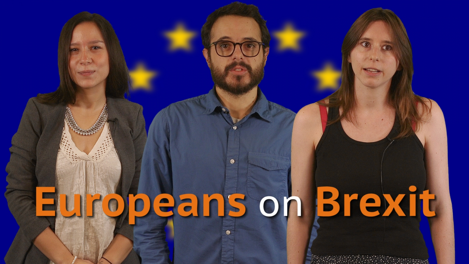 Europeans react to Britain's Brexit vote