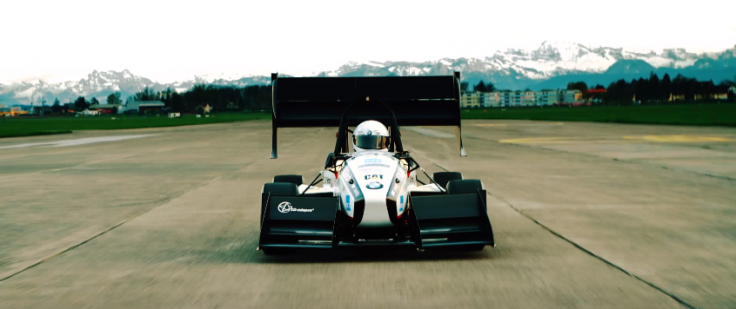 World's fastest electric car 0-60