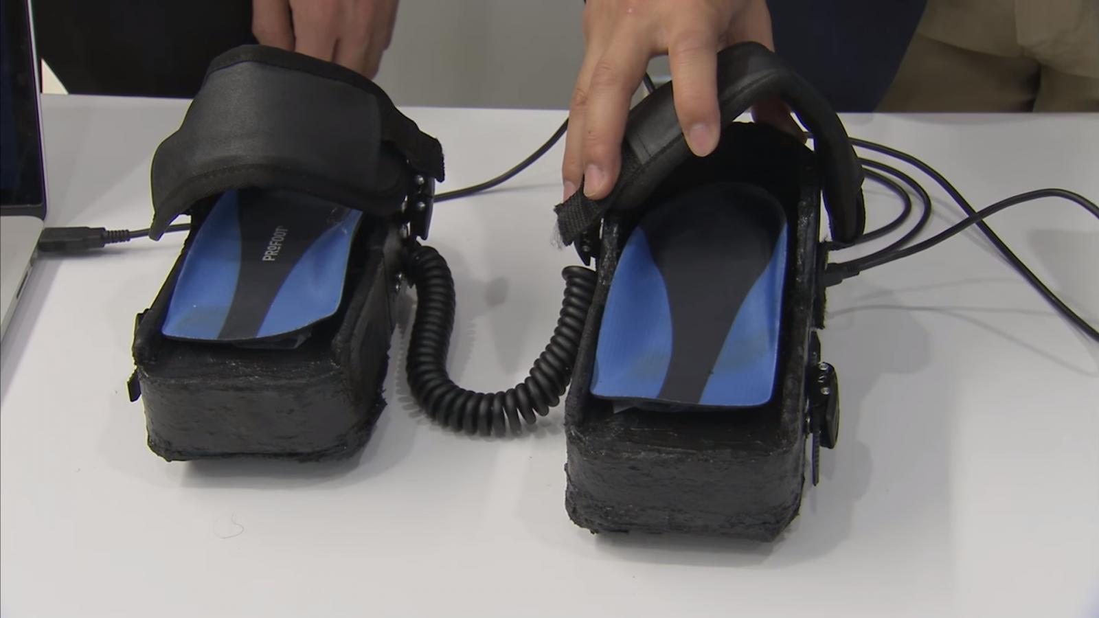 GEAR video game foot controller