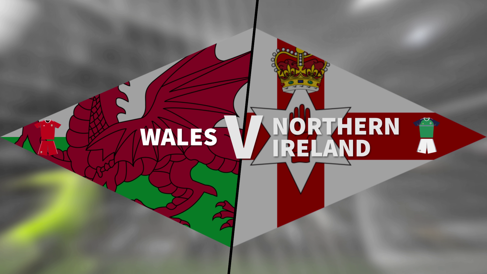 Wales vs Northern Ireland