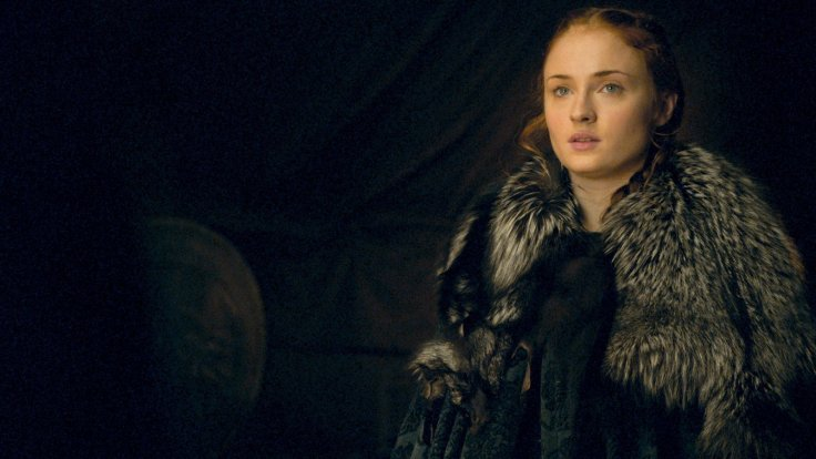 Game Of Thrones Season 7 Sophie Turner Teases Dark Sansa
