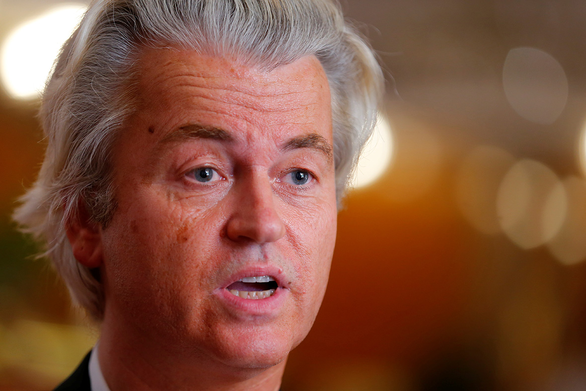 Dutch far-right politician Geert Wilders to be tried for racial hatred