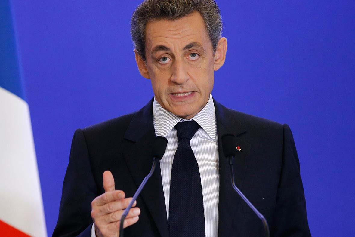 Brexit Nicolas Sarkozy