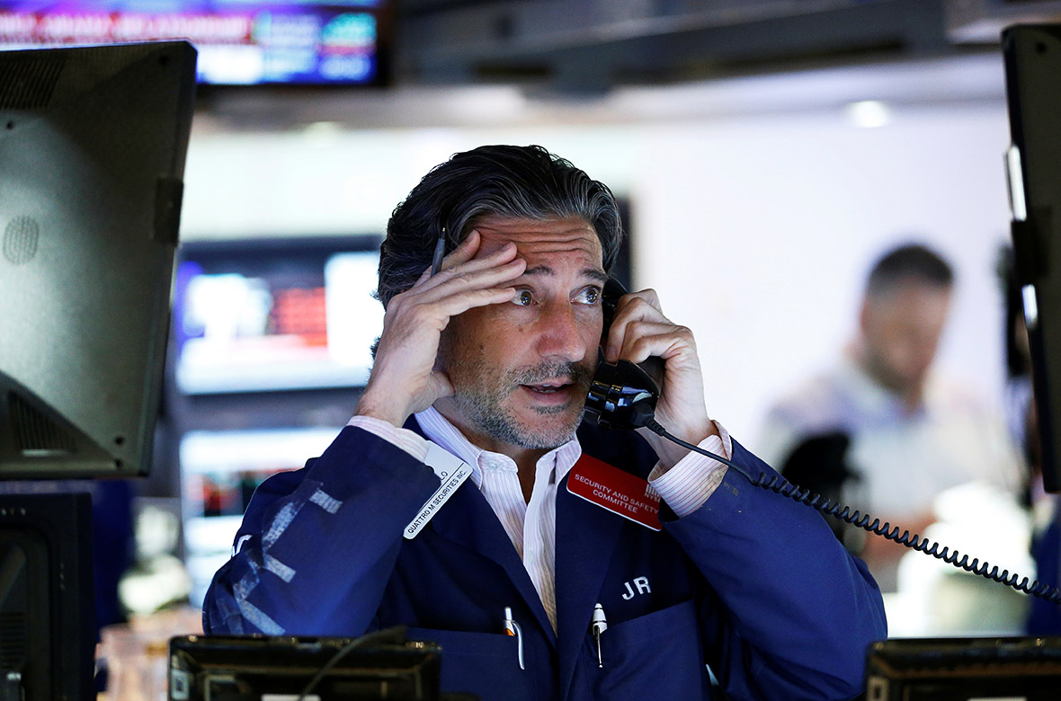 NYSE Wall Street Brexit