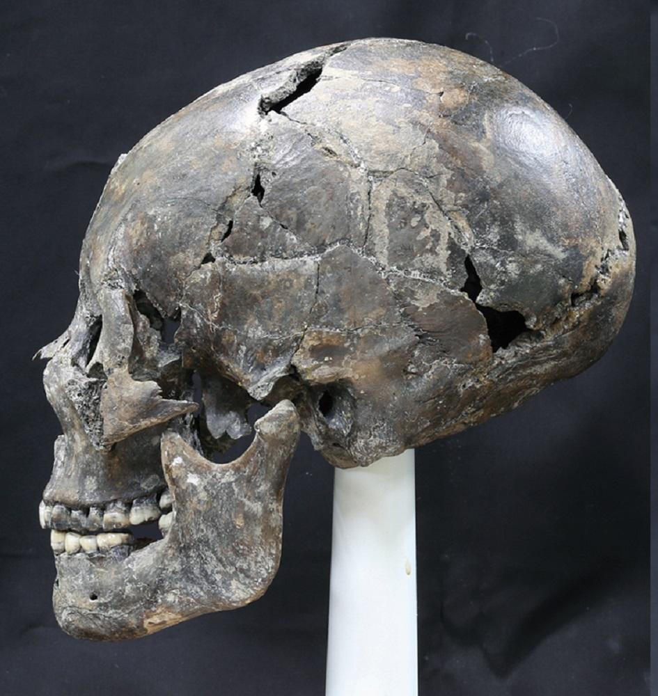 skull silla kingdom