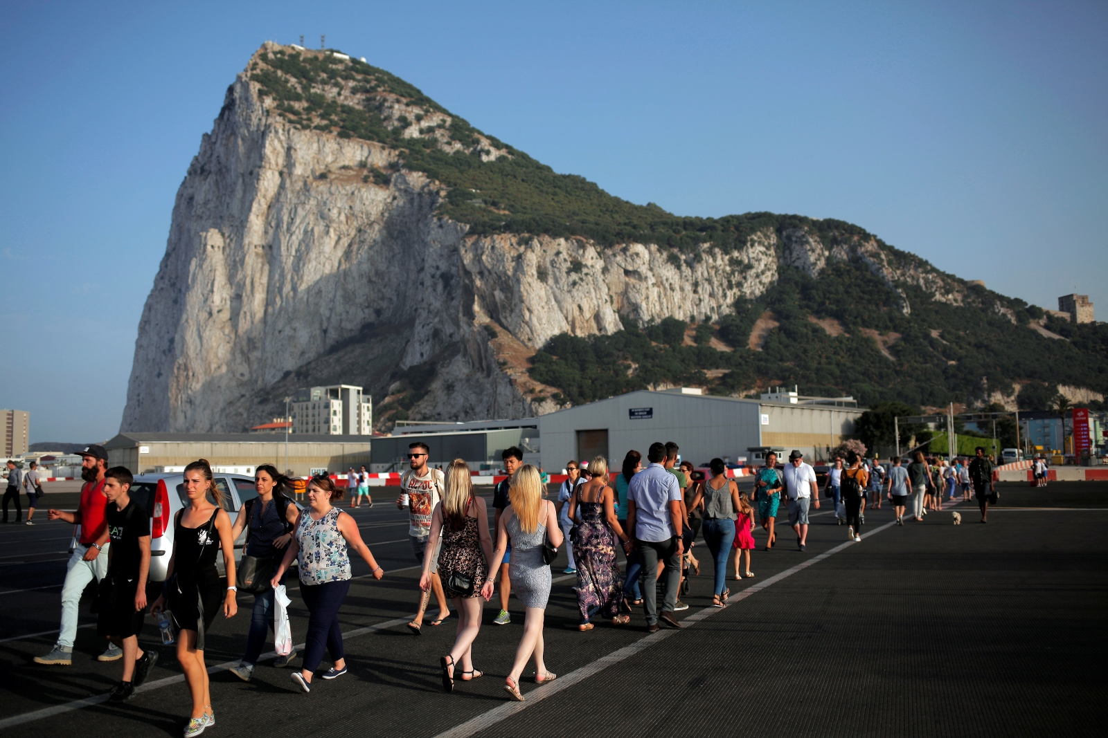 Britain Spain Brexit and Gibraltar