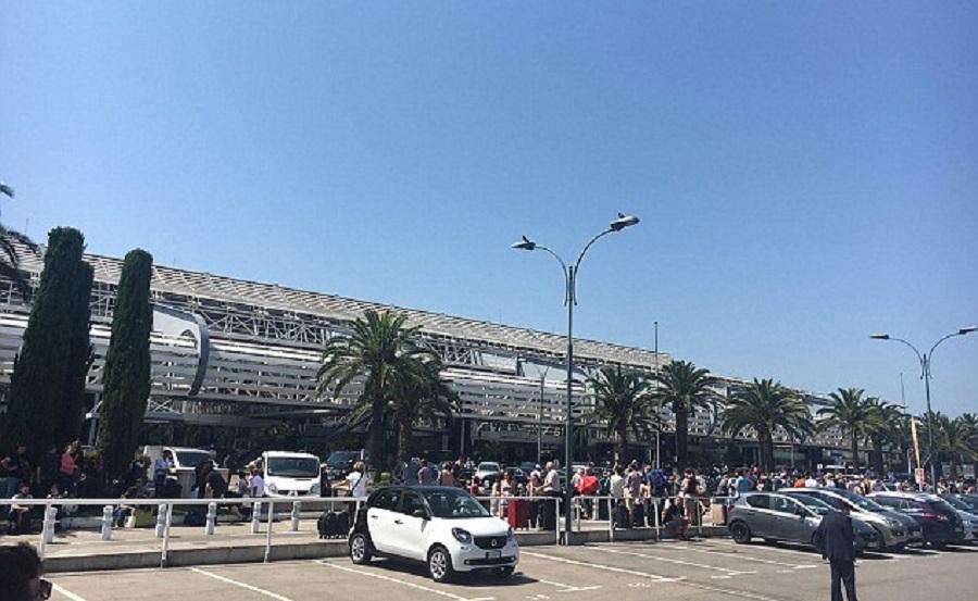 Nice airport
