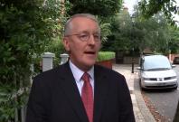 Corbyn \'not a leader\' says sacked shadow foreign secretary Hilary Benn