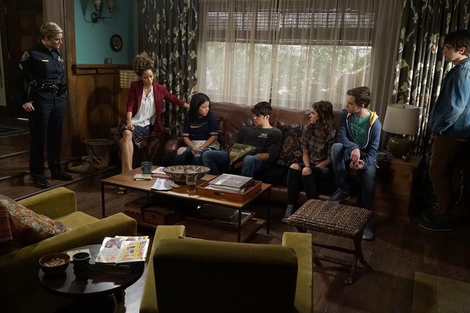 Fosters season 4 episode 2