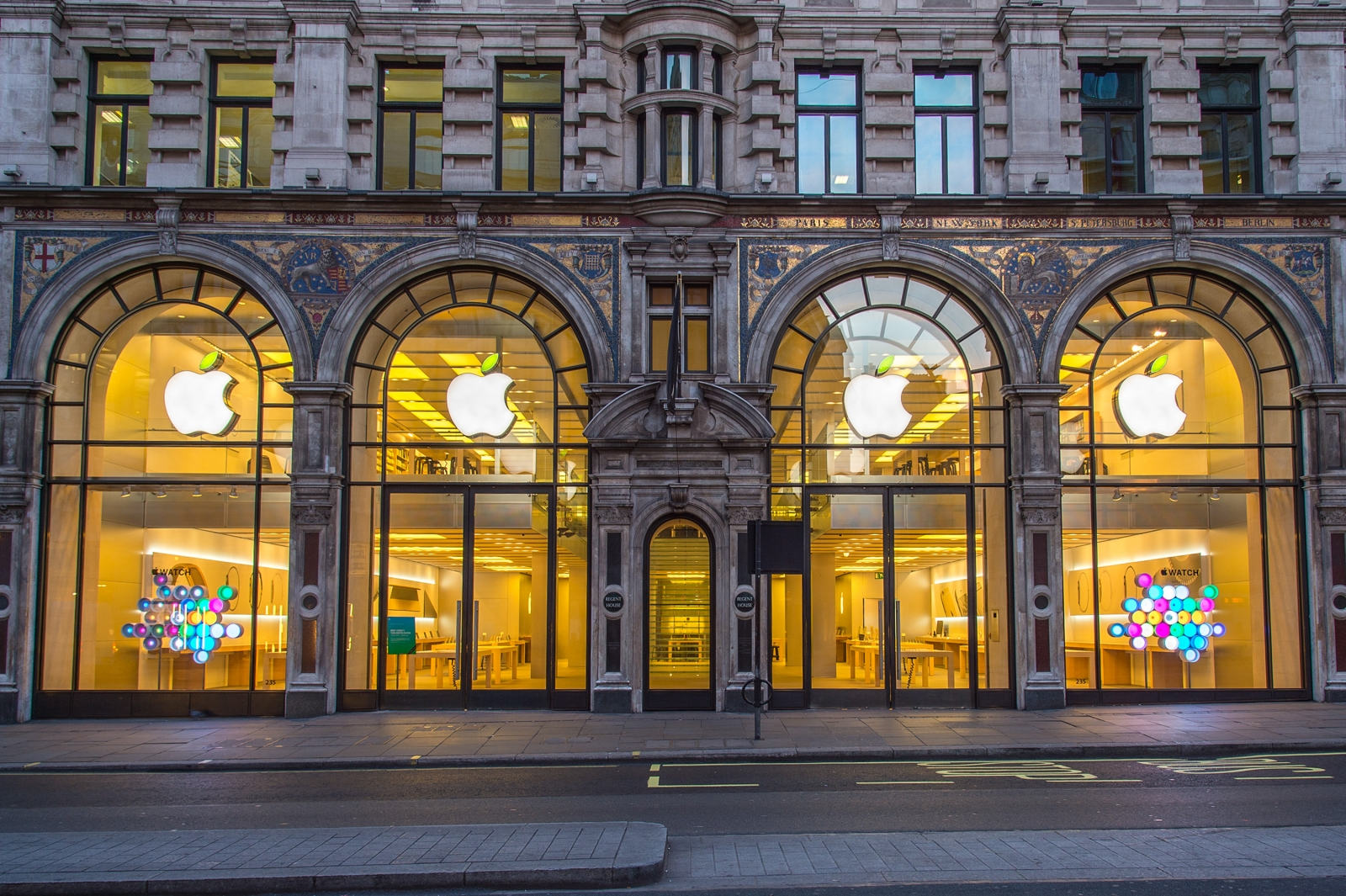 Apple UK corporation tax