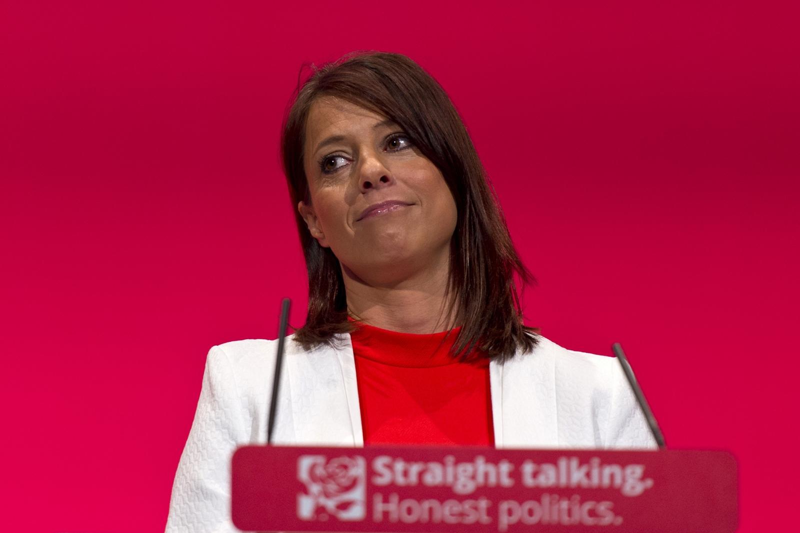 Gloria de Piero Labour MP