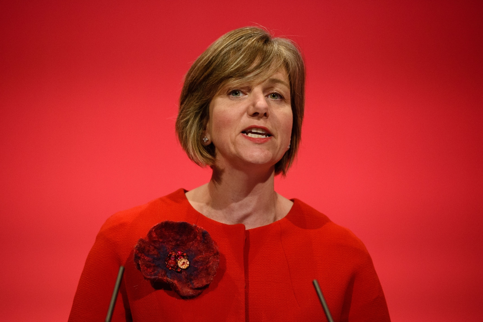 Lilian Greenwood Labour MP