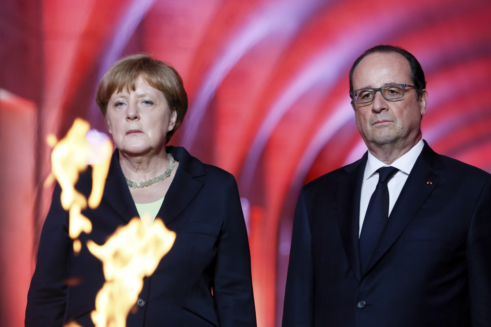 Germany and France on Britain's EU exit