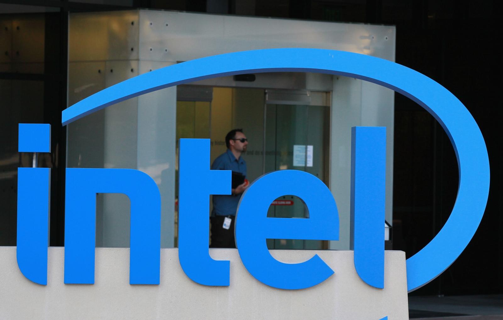 Intel Office in California