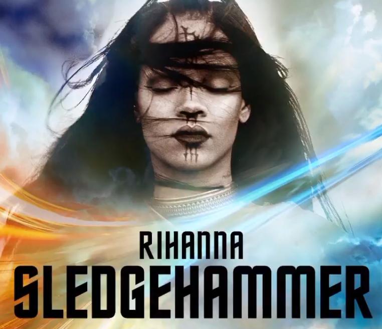 Rihanna Sledgehammer