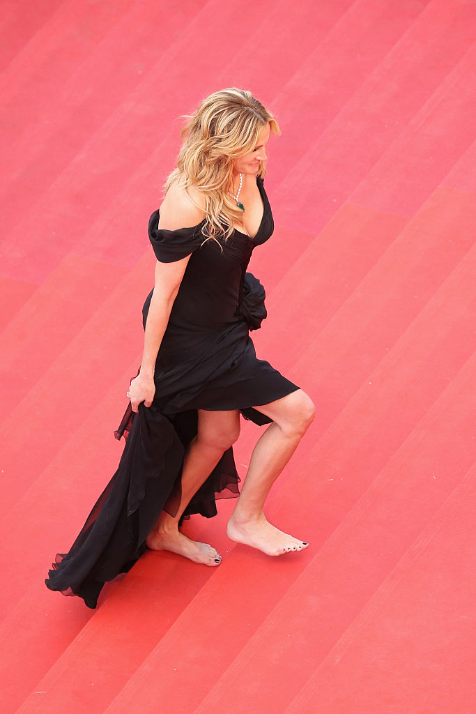 Actress Julia Roberts at  Cannes 2016