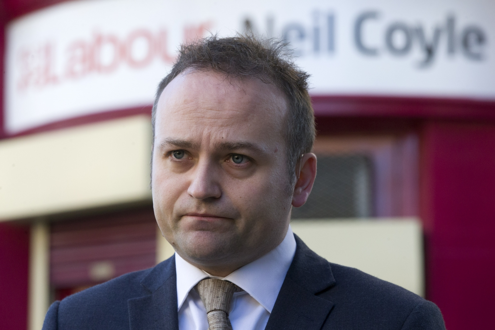 Neil Coyle Labour MP